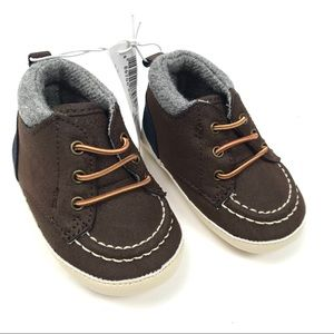 The Childrens Place 3-6 Months Crib Shoes 2092015